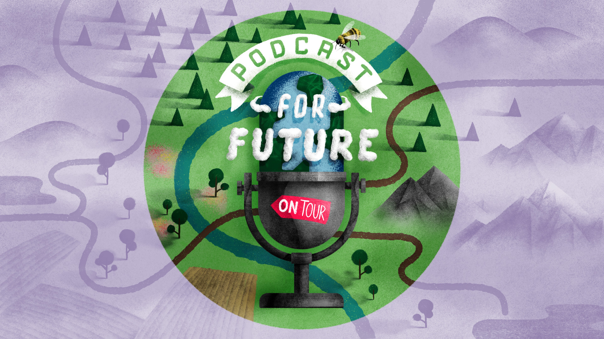 Podcast fo Future on tour